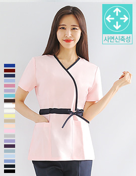 n0083 uniform/ nurse uniforms top